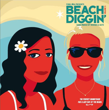 Various Artists - Beach Diggin' Vol.5 By Guts & Mambo (Near Mint Copy)