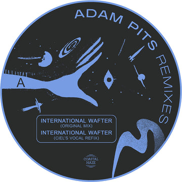 *NO SOUND CLIPS* Adam Pits - International Wafter: The Remixes (PRE-ORDER)