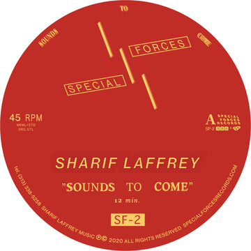 Sharif Laffrey - Sounds To Come