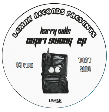 Harry Wills - Capri Swung EP