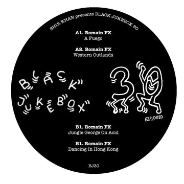 Romain FX - Shir Khan Presents Black Jukebox 30