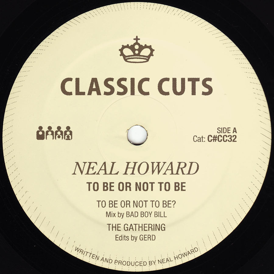 Neal Howard - To Be Or Not To Be EP