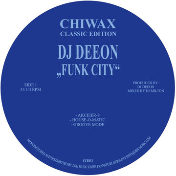 DJ Deeon - Funk City