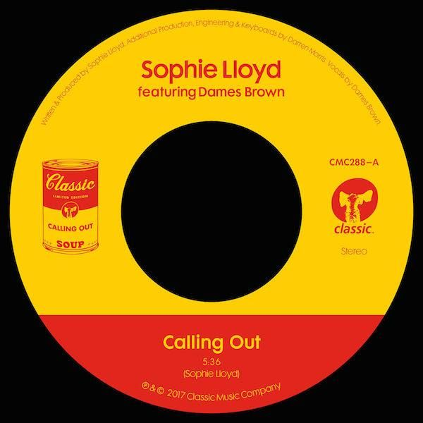 Sophie Lloyd Feat. Dames Brown - Calling Out