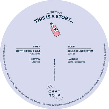 Jeff The Fool & Wilt, Botwin, Solär Sound System, NairLess - This Is A Story...