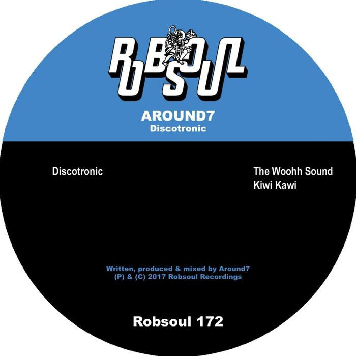 Around7 ‎– Discotronic