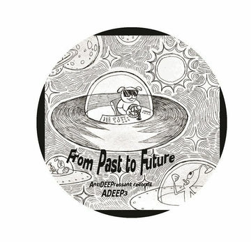 Manwoman / Eddie Matos - From Past To Future (PRE-ORDER)