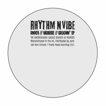 Highrise - Groovin' EP