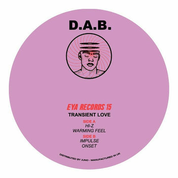 D.A.B - Transient Love EP (PRE-ORDER)