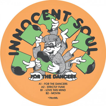Innocent Soul - For The Dancers (SHIPPING NEXT WEEK)