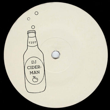 DJ Ciderman - Summer Groove EP [Coloured Vinyl Repress] (PRE-ORDER)