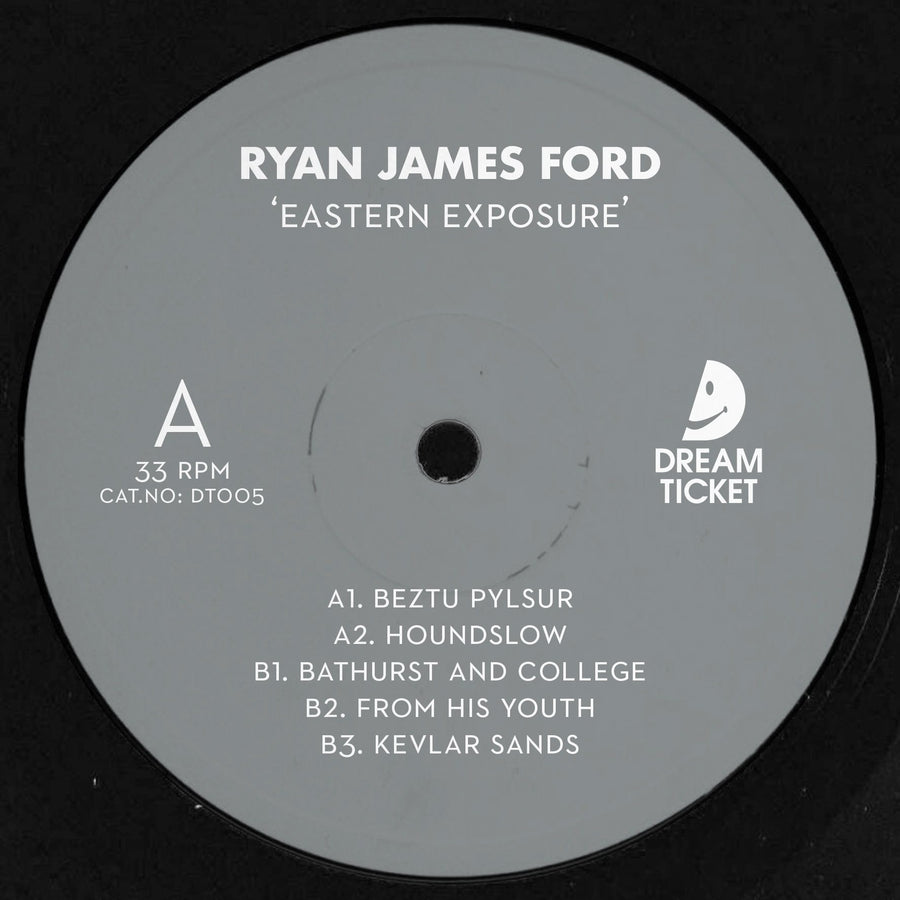 Ryan James Ford - Eastern Exposure