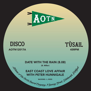 East Coast Love Affair - Date with the Rain (feat. Peter Hunningale & L. Ross) 12