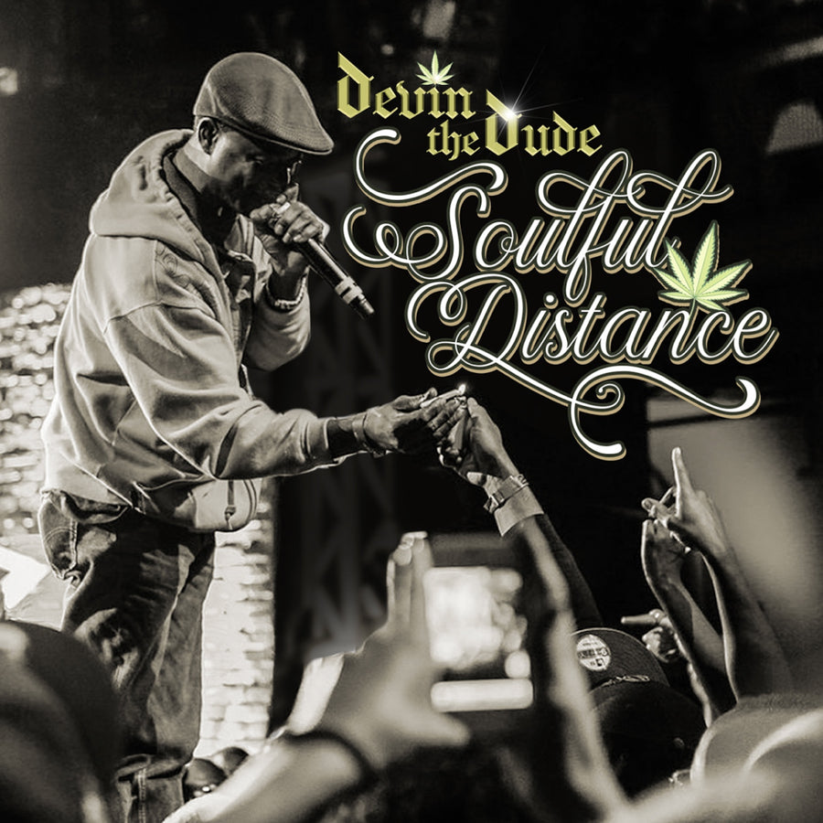 Devin The Dude - Soulful Distance [2xLP] (PRE-ORDER)