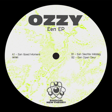 Ozzy - Een EP [Ltd. 100 Copies]