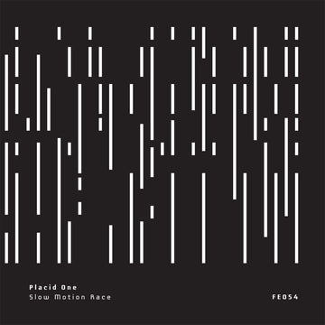 Placid One - Slow Motion Race [Ltd. 200 Copies - 1 Per Customer] (PRE-ORDER)