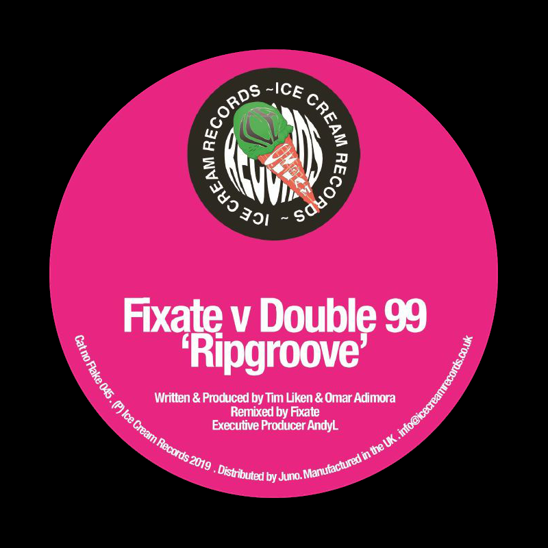 Fixate v Double 99 - Ripgroove