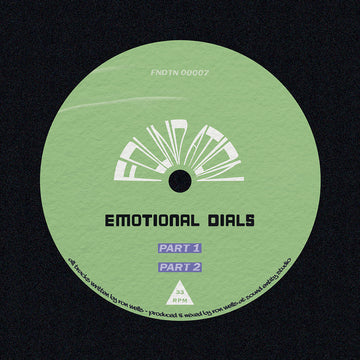 Emotional Dials - Journey To A Dream (PRE-ORDER)