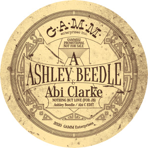 Ashley Beedle & Abi Clarke - Nothing But Love (PRE-ORDER)