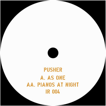 Pusher - 5 Miles High EP (PRE-ORDER)