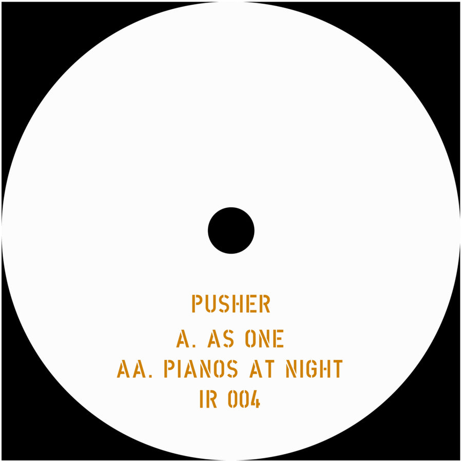 Pusher - 5 Miles High EP