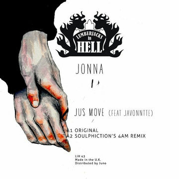 Jonna ft. Javonntte - Jus Move (Soulphiction/Marcellus Pittman Mixes) (PRE-ORDER)