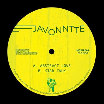 Javonntte - Abstract Love (PRE-ORDER)