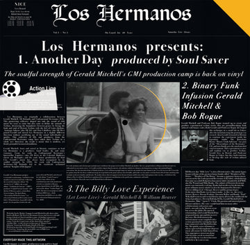 Los Hermanos ‎– Another Day