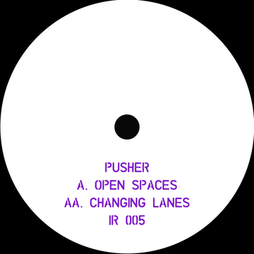 Pusher - Need To Be EP (PRE-ORDER)