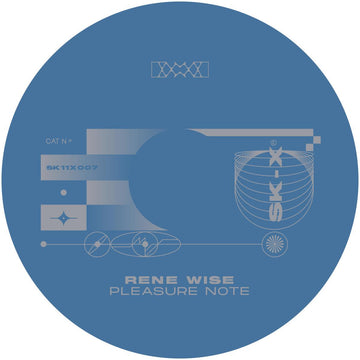 Rene Wise - Pleasure Note EP (SHIPPING NEXT WEEK)