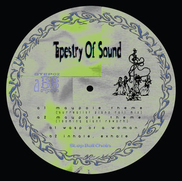 Tapestry Of Sound (Roza Terenzi & D. Tiffany) - Tapestry of Sound (PRE-ORDER)