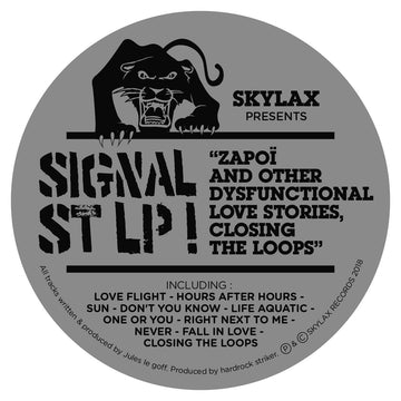 Signal St - Zapoi¨ and other dysfunctional love stories, closing the Loops (PRE-ORDER)