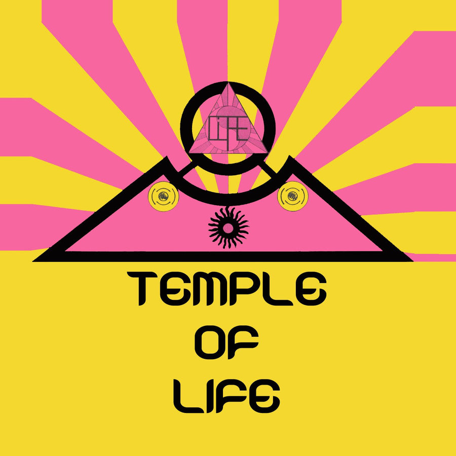 Temple Of Life - EDP