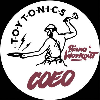 Coeo - Piano Workout (SHIPPING THIS WEEK)