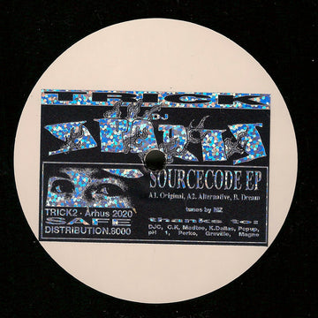 DJ Sports - Sourcecode EP (SHIPPING NEXT WEEK)
