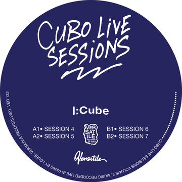 I:Cube - Cubo Live Sessions Volume 2 (PRE-ORDER)
