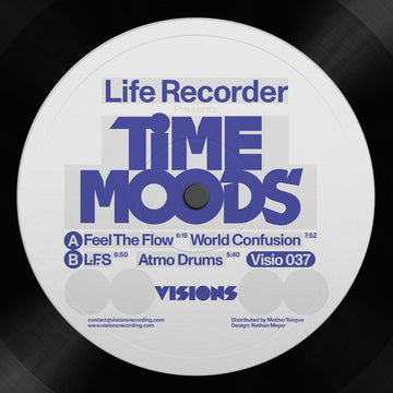 Life Recorder - Time Moods EP (PRE-ORDER)