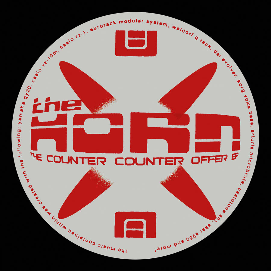 The Horn - The Counter Counter Offer EP