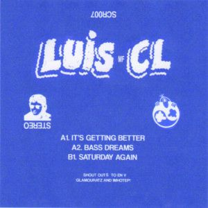 Luis CL ‎– It's Getting Better