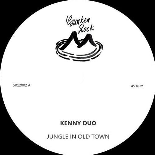 Kenny Duo ‎– Jungle In Old Town