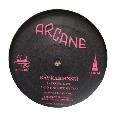 Ray Kandinski - Faking Love