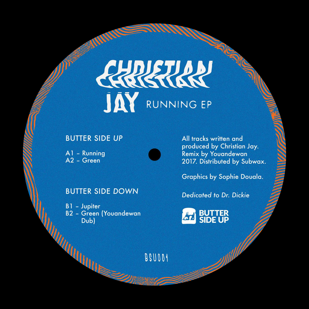 Christian Jay - Running EP