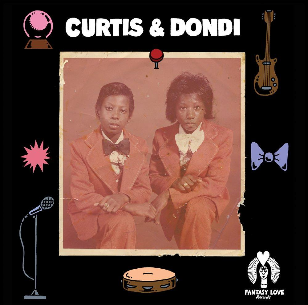 Curtis & Dondi -‎ Magic From Your Love