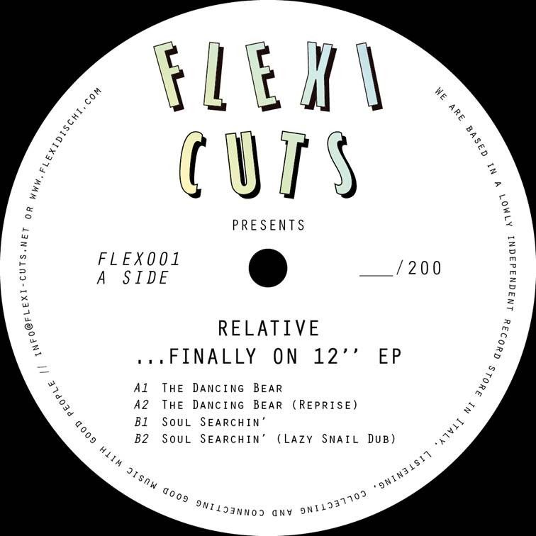 "Relative ... Finally on 12"" EP"