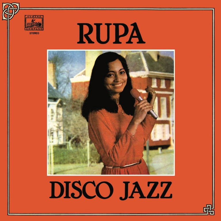 Rupa ‎- Disco Jazz LP