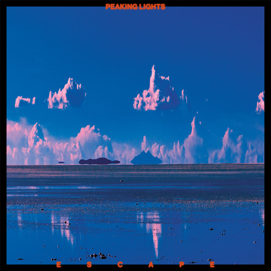 Peaking Lights - E S C A P E [2xLP]
