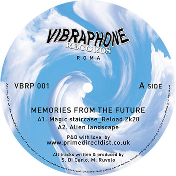 S. Di Carlo / M. Ruvolo - Memories from the future (PRE-ORDER)