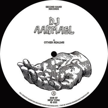 DJ Aakmael - Other Realms (PRE-ORDER)