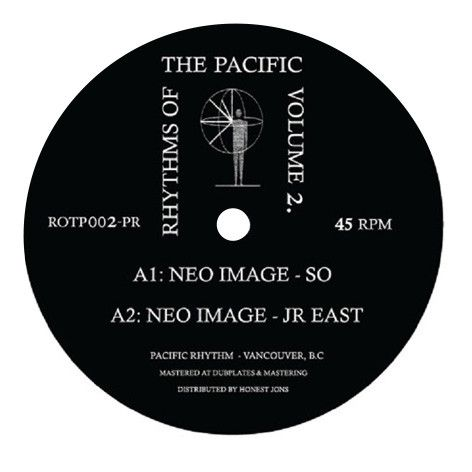 Various ‎Artists – Rhythms Of The Pacific Vol. 2