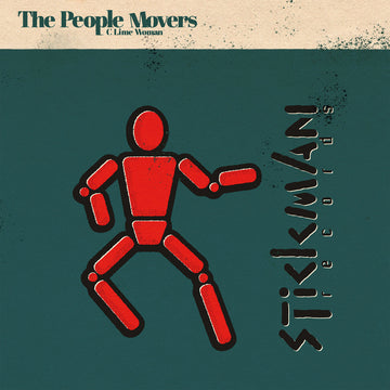 The People Movers - C Lime Woman (PRE-ORDER)